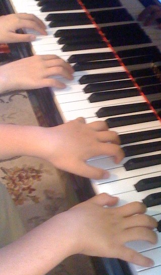 Motivate Piano Playing