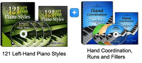 121 Left Hand Bundle Offer 1