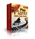 Play Piano with Fake Book Downloadable Lessons
