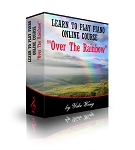 Over the Rainbow Piano Lesson