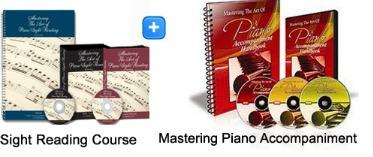 Piano Accompaniment Bundle Offer 2
