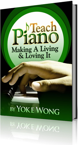 Teach piano basic