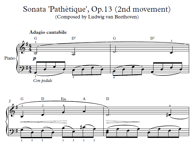 beethoven piano sonata in c minor op 13 movement 3 Beethoven sonata no 8 in c minor opus 13 for the piano (grande sonate pathetique) has 9 ratings and 1 review the sonata no 8 in c minor, op 13, is an.