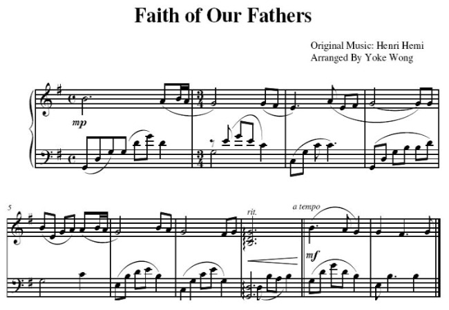 this is our faith pdf