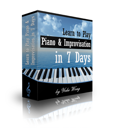 Piano piano chords improvisation : Learn to Play Piano & Improvisation in 7 Days Digital Piano Lessons