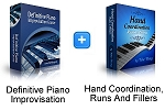 Definitive Piano Improv & Hand Coordination Bundle (Downloadable)