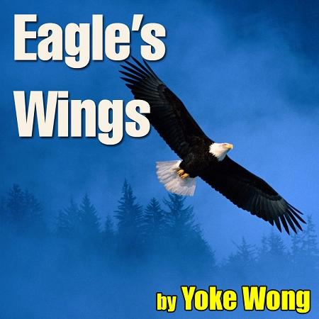 Eagle's Wings Piano Sheet Music by Yoke Wong