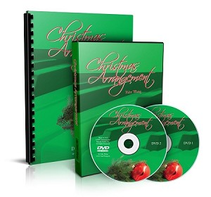 Christmas Piano Arrangements (DVD Lessons)