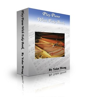 Play Piano With Fake Book - Digital Piano Lessons