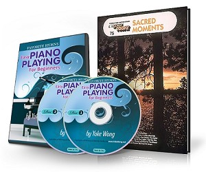 Easy Piano Playing for Beginners - Favorite Hymns