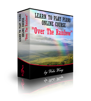 Over the Rainbow - Piano Lessons (Digital Downloadable)
