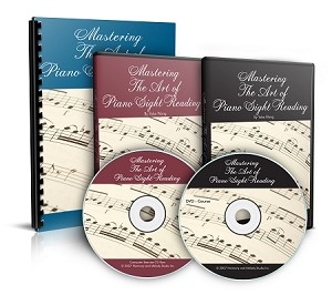 Mastering The Art Of Piano Sight Reading (DVD Lessons)