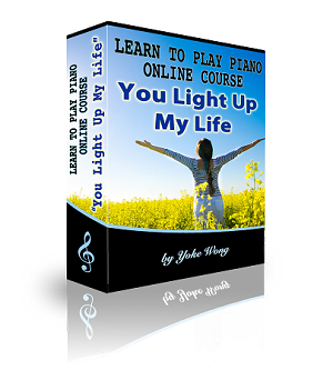 You Light Up My Life - Piano Lessons (Digital Downloadable)