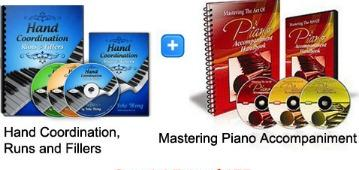 Piano Accompaniment Bundle Offer 1