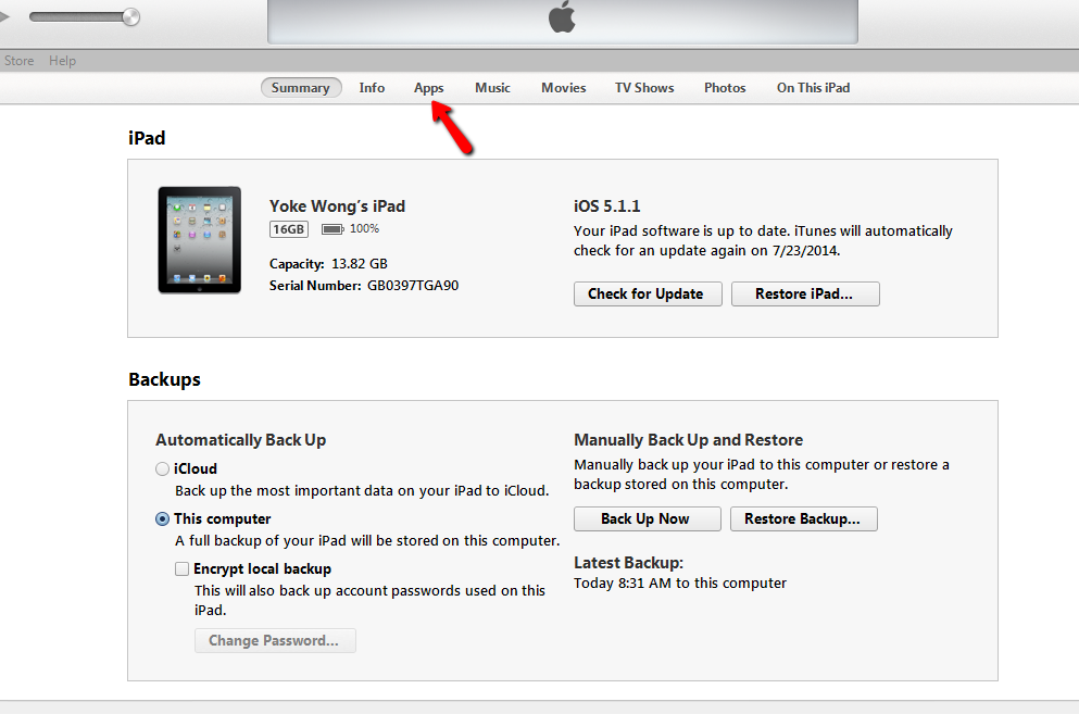 how to download files to iPad instructions
