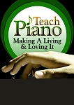 Teach Piano: Making A Living (Ebook & Audio)