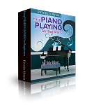 Easy Piano Lessons for Beginners - Favorite Hymns (Downloadable Version)