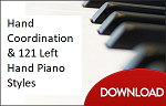 121 Left Hand Styles & Hand Coordination Bundle (Downloadable)