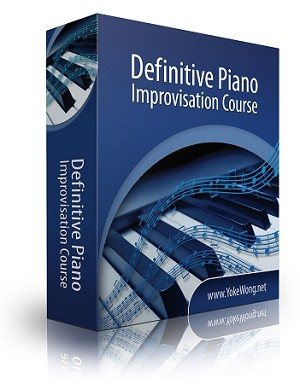 Definitive Piano Improvisation (Downloadable Lessons) - 4 Monthly Payment Plan