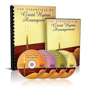 The Essentials Of Great Hymn Arrangement - 3 Monthly Payment Plan