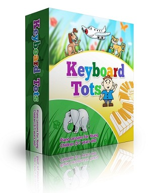Keyboard Tots (Downloadable Piano Lessons)