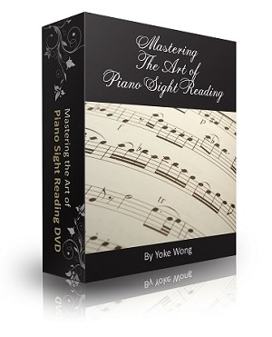 Mastering The Art Of Piano Sight Reading (Downloadable Lessons) - 3 Monthly Payment Plan