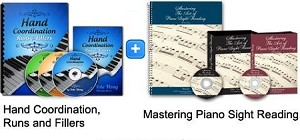 Hand Coordination & Sight Reading Courses Bundle