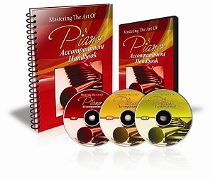 Mastering the Art of Piano Accompaniment (DVD Lessons) - 3 Monthly Payment Plan